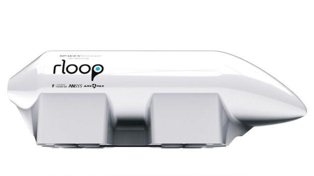 Rloop pod design