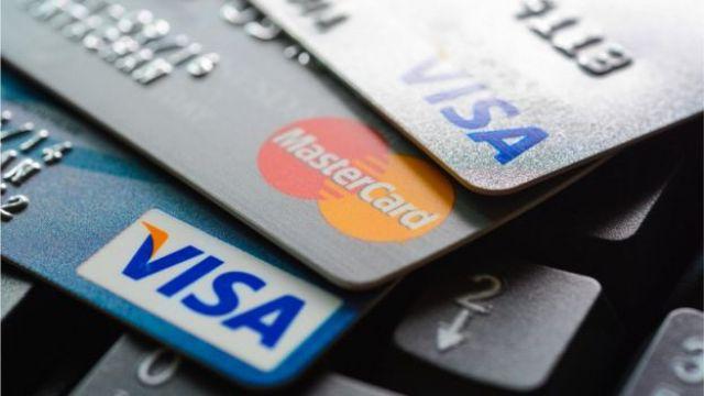 tarjertas de crédito