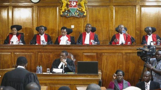 Image result for Kenya Supreme Court