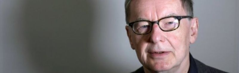 Anders Olsson, the academy's interim permanent secretary