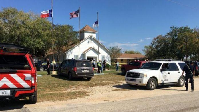 Iglesia en Texas