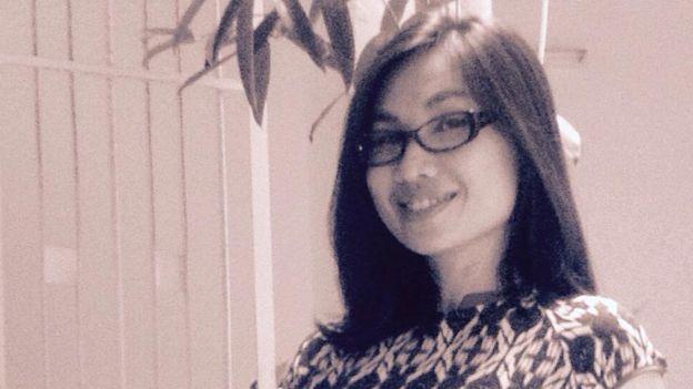 Nhà báo tự do Phạm Tường Vân từng suýt thiệt mạng trong một lần đi cứu trợ lũ lụt