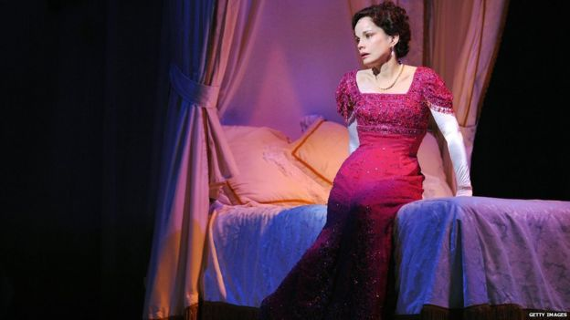Sigrid Thornton in an australian production of A Little Night Music, 2009