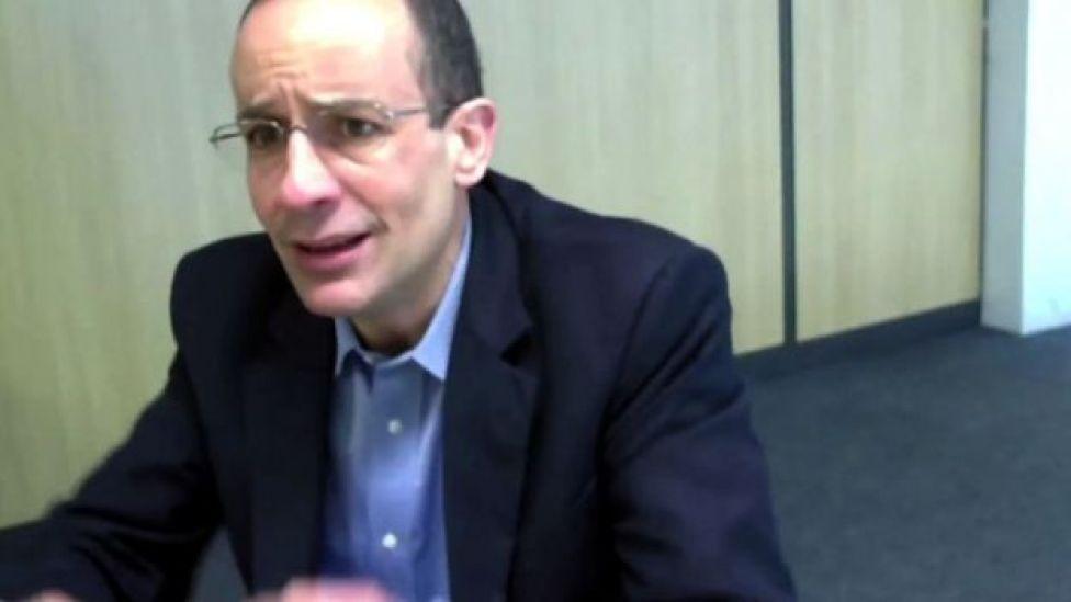 Vídeo da delação de Marcelo Odebrecht