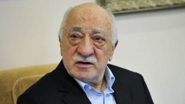 Islamic cleric Fethullah Gulen, 17 July 2017
