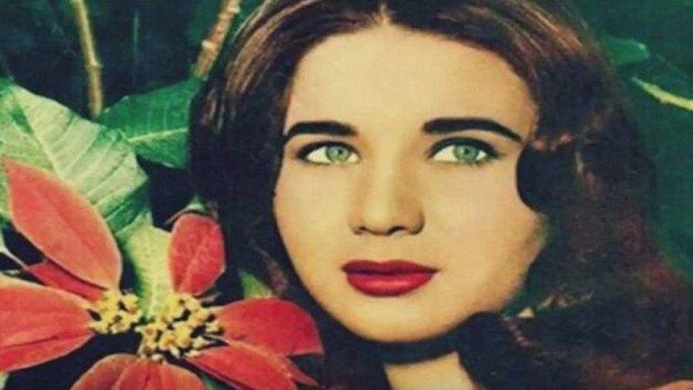 الممثلة زبيدة ثروت