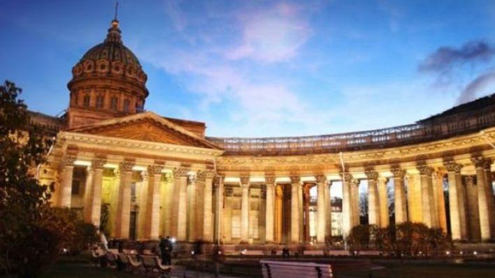 كاتدرائية سان بطرسبرغ