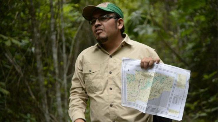 No hay fronteras definidas entre Guatemala y Belice.