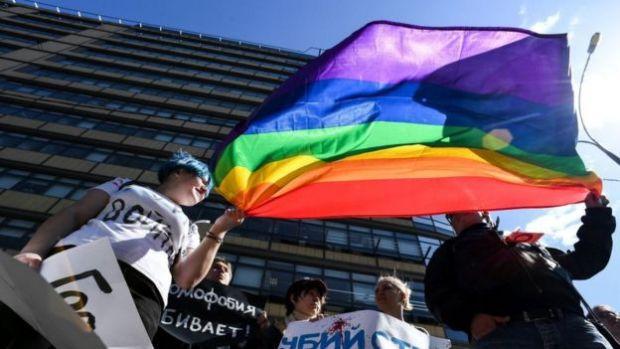 orgullo gay en Rusia
