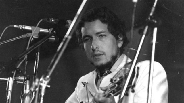 Bob Dylan in 1969
