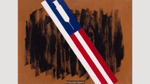 Kenneth Reams phải ngồi tù từ 1993 tại Arkansas, và trong hầu hết thời gian chờ thi hành án, ông đã vẽ các tác phẩm với tâm trí bị ám ảnh về án tử