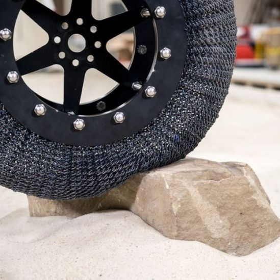 O novo Superlastic Tire