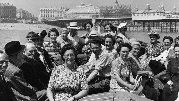 Eastbourne 1950