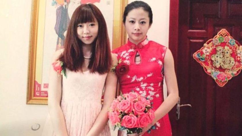 Ou (sağda) ve Yi (solda)