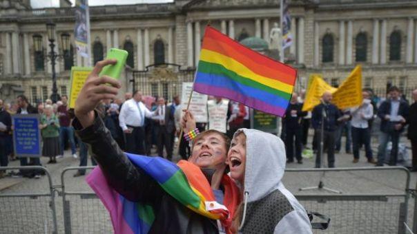 Apoyo al matrimonio igualitario en Londres