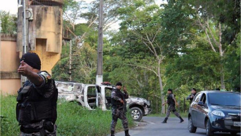 Motim em complexo próximo a Manaus era