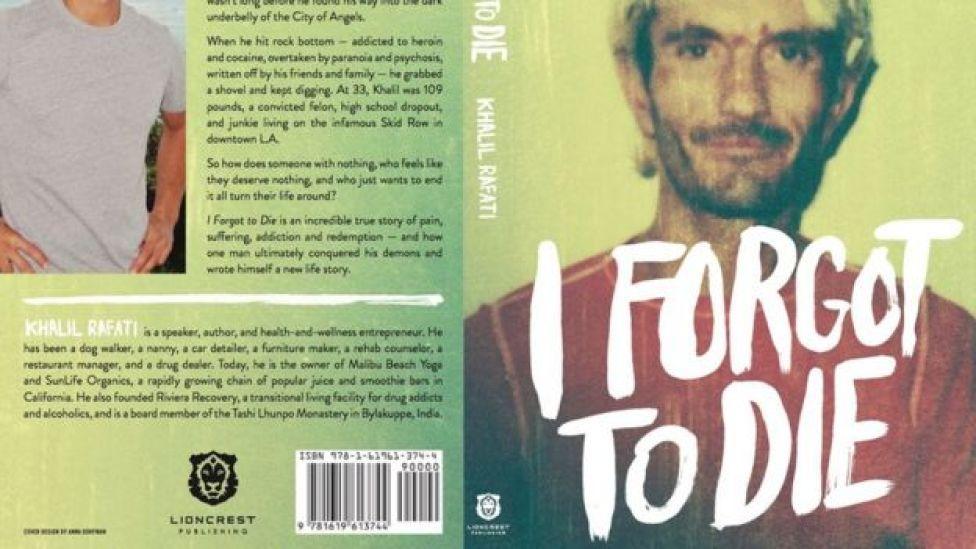 Khalil Rafati's book