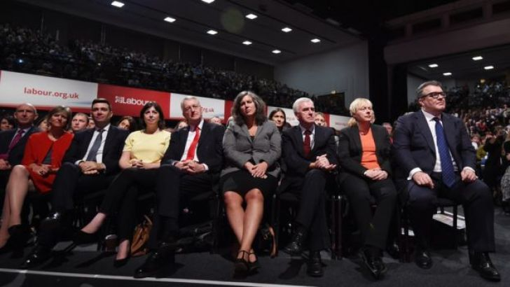 Labour shadow cabinet