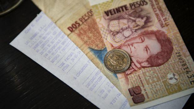 La inflación argentina