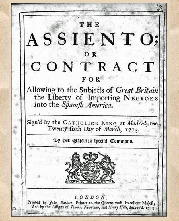 El contrato entre España y Reino Unido