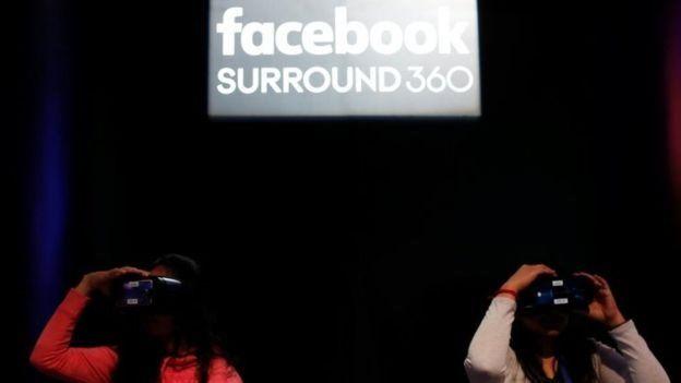 Facebook surround