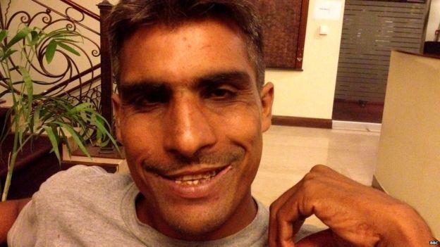 Executioner Sabir Masih