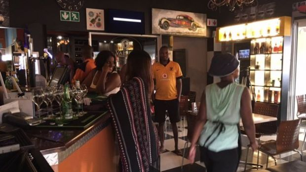 Meli Lounge Bar in Pimville, Soweto