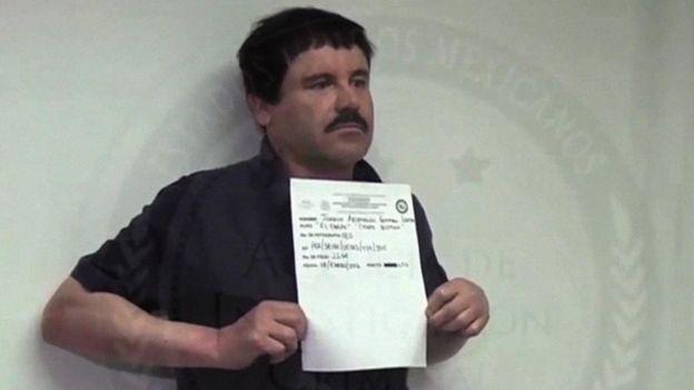 Guzmán Loera fue recapturado en enero de 2016 y ahora se prepara su extradición a EE.UU.