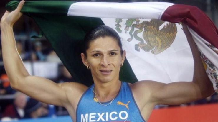 La deportista es una de las más populares de México.