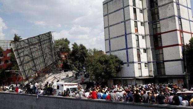میکسیکو زلزلہ