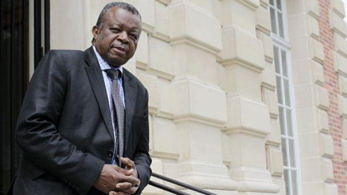 Dr Jean-Jacques Muyembe (RDC), co-découvreur du virus Ebola.
