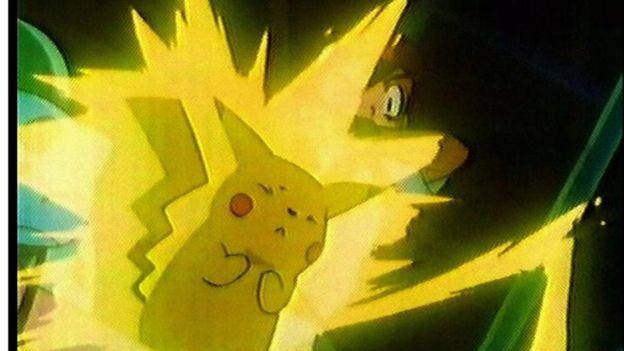 Personaje de Pokémon