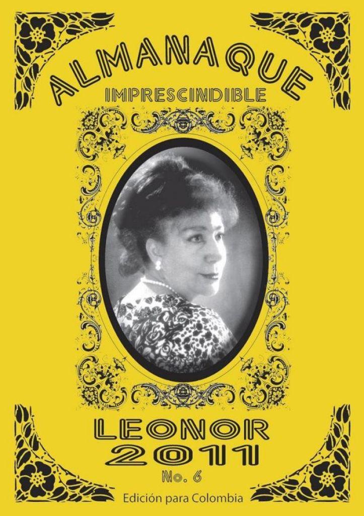 El Almanaque de Leonor, inspirado en el de Bristol. (Foto: almanaqueleonor.blogspot.co.uk)