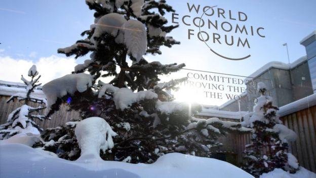 Local do encontro econômico internacional