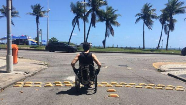 Ronaldo Serafim e os obstáculos no caminho para a praia