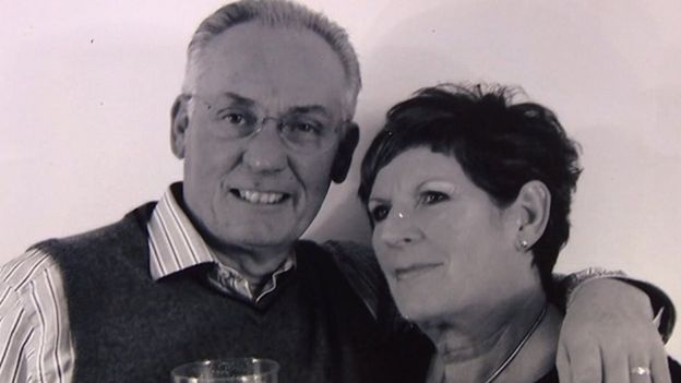 Ric and Pauline Francis