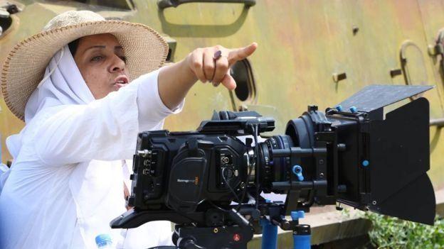 رویا سادات، کارگردان این فیلم است