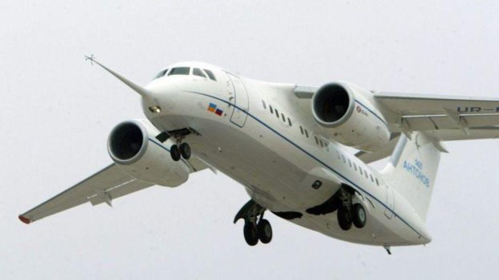Avión An-148