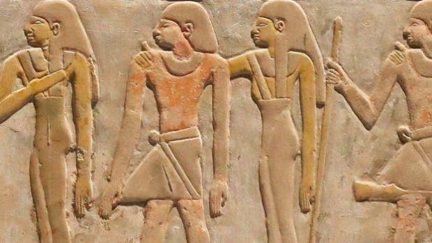 نقش مصري قديم
