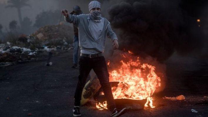 شاب فلسطيني