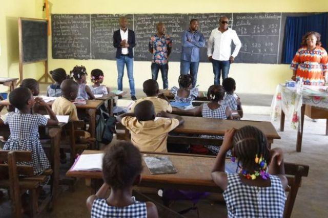 Escuela de África
