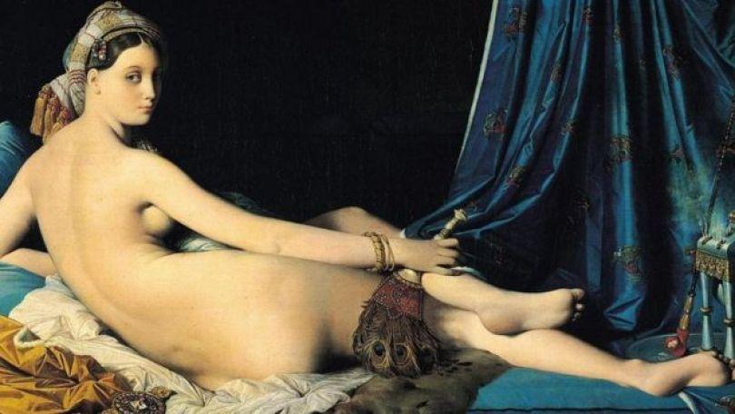 La Grande Odalisque, de Jean-Auguste-Dominique Ingres