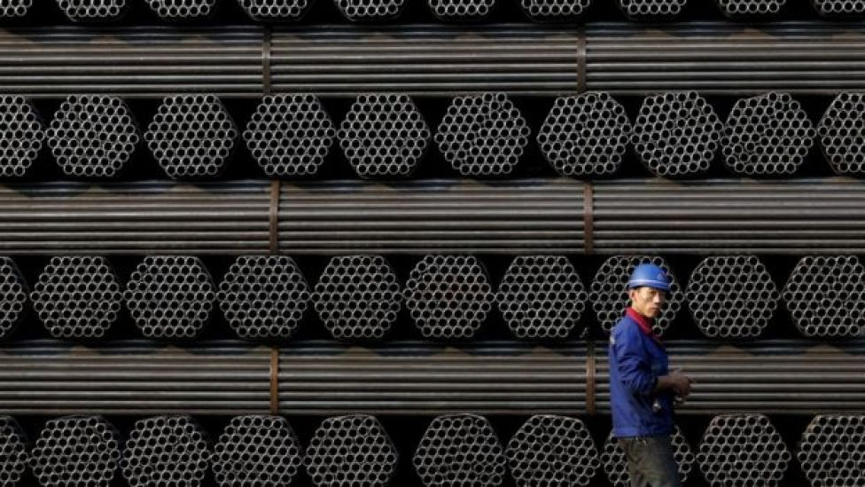 Chinese steel