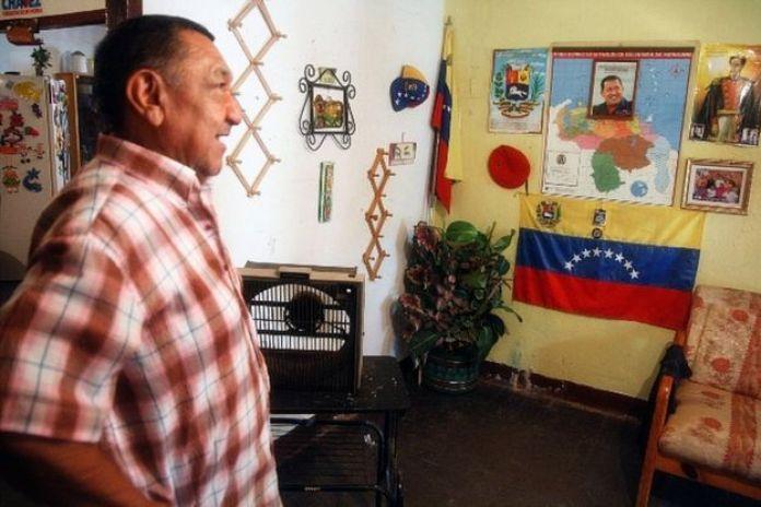 Justiniano García, Campo Alegría, Lagunillas, Venezuela. (Foto: Humberto Matheus)