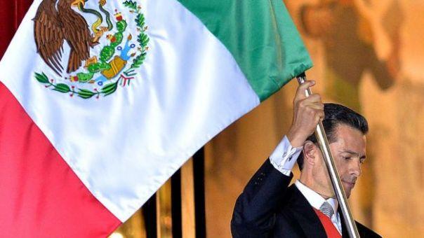 Apenas dos de cada diez mexicanos aprueban la gestión de Peña Nieto.