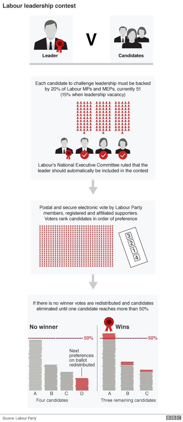 Labour leader voting process