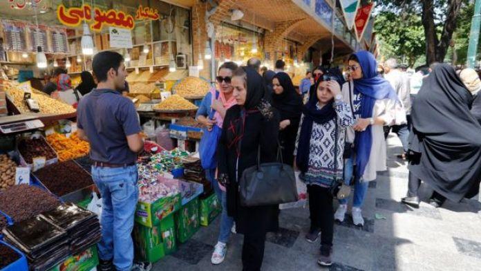 İran sokaklar