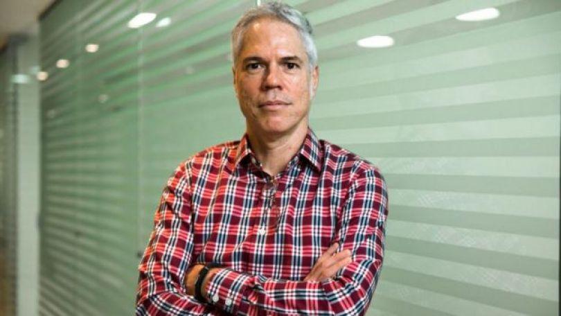 O pesquisador Carlos Pereira