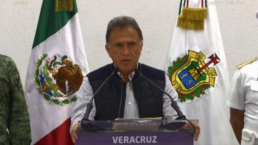 Miguel Ángel Yunes (Foto: Gobierno de Veracruz)