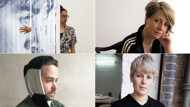 The Turner Prize nominated artists
